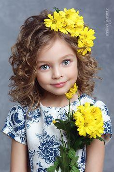 A alegria de uma criança é percebida no seu simples olhar. Clemerson Leonardo
