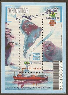 programa antártico brasileiro - bloco