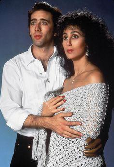 Moonstruck (1987) - Nicolas Cage & Cher