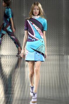 Mary Katrantzou Spring 2014 RTW - Review - Fashion Week - Runway, Fashion Shows and Collections - Vogue