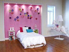 Manualidades y Artesanías   Flores con botellas PET   Utilisima.com del programa luz en casa! bello!!
