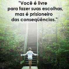 Você é livre
