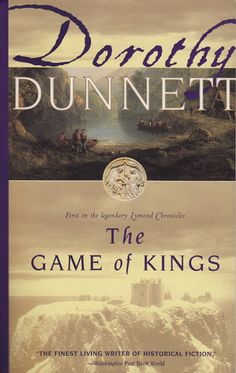 The Game of Kings (The Lymond Chronicles, #1).  The beginning of the best historical fiction series.  Ever.  Seriously.  EVER.
