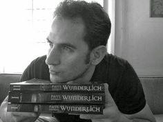 """El Aventurero de Papel : ENTREVISTA A PAUL  A. WUNDERLICH: Autor de """"El Lóbrego Pastor"""""""