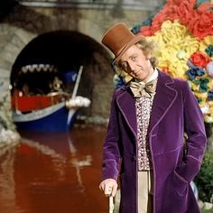 Willy Wonka.