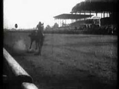 Man O' War [actual race footage] - YouTube
