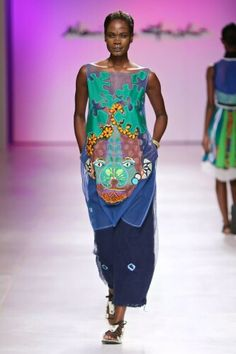 Marianne Fassler Mercedes Benz Fashion Week Cape Town SS 2015/16