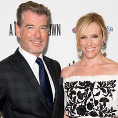 Pin for Later: Pierce Brosnan Gushes About His Celebrity Man-Crush