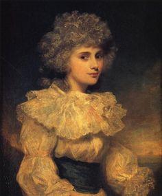 Lady Elizabeth Foster - Sir Joshua Reynolds