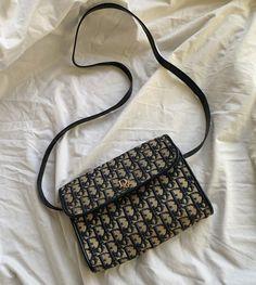 Vintage Dior bagYou can find Vintage dior and more on our website. Vintage Dior Bag, Vintage Bags, Fashion Bags, Fashion Backpack, Fashion Accessories, Backpack Outfit, Dior Fashion, Fashion Scarves, Fashion Outfits