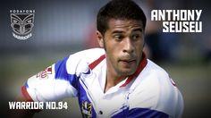 Anthony Seuseu Warrior No.94