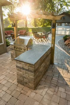 Enjoy summer backyard gatherings with our Harvest Grove Kitchen Kits.