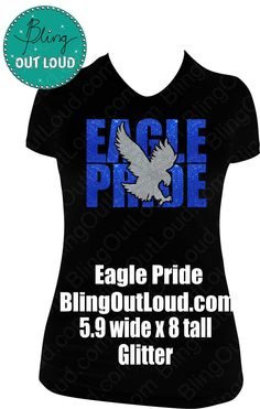 Football T Shirt Design Ideas vote for your favorite football t shirt design south carolina Eagle Pride Glitter Bling Shirt Pinned By Pin4etsycom