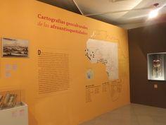 ¡Mandinga Sea! África en Antioquia. Exhibition design for Museum of Antioquia, Colombia. 2013 - 2014