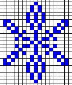 Snowflake Charts Free Knitting Pattern from the Charts Free ...