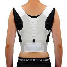 Magnetic Therapy Back Shoulder Posture Support >>> Read more reviews of the product by visiting the link on the image.