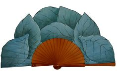Abanico Hojas, 60 € Hand Held Fan, Hand Fans, Fancy Hands, Queen Latifah, Umbrellas Parasols, Fantasy Dress, Installation Art, Color Combos, Beautiful Outfits