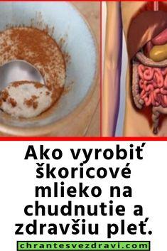 Ako vyrobiť škoricové mlieko na chudnutie a zdravšiu pleť. Diabetes, Oatmeal, Breakfast, Food, The Oatmeal, Morning Coffee, Rolled Oats, Essen, Meals