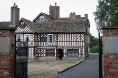 Adlington Hall, Cheshire