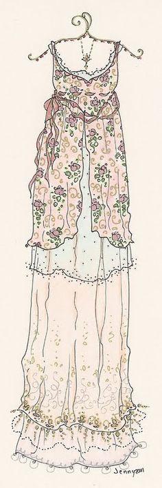 Jennelise: Dainty Little Dreamer