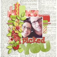 A Project by YepBrook from our Scrapbooking Gallery originally submitted 07/22/13 at 09:28 AM