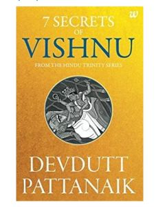 Amazon-7 Secrets of Vishnu By Devdutt Pattanaik worth Rs.350 at Rs.186 Only
