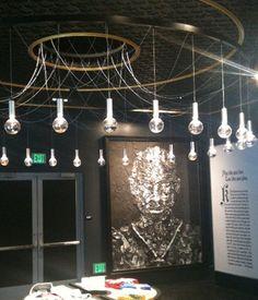 Frame Your Vision. Custom Lighting, Lighting Design, Spider Light, Pendant Light Fixtures, Apartments, Chandelier, Ceiling Lights, Led, Contemporary