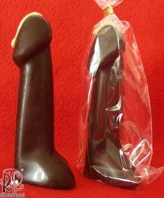 Czekoladowy penis 15cm - Wieczór panieński
