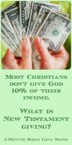 tithing, bible, giving, generosity, 10% giving