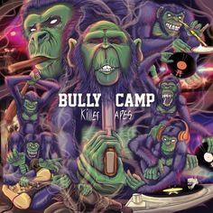 Killer Apes par Bully Camp