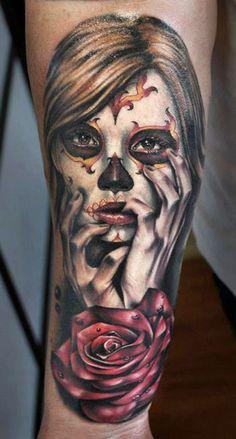 Tattoo by Benjamin Laukis | Tattoo No. 4565