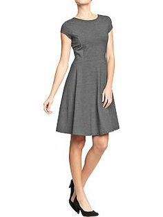 I like this a lot, but grey might be a little too dressy for me right now in my unemployed state...