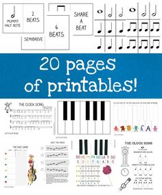 that is also the same with piano playing. The piano is a very special musical instrument and almost every individual desire to play it. But before you can play the pian Piano Lessons For Kids, Violin Lessons, Music Lessons, Kids Piano, Piano Practice Chart, Piano Music With Letters, Piano Teaching, Learning Piano, Learning Time