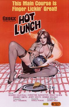 Adult Movie Posters Of The 60′s And 70′s Spark Interesting Conversations