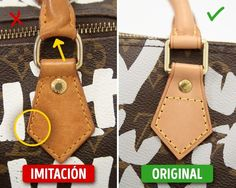 How to spot a fake Louis Vuitton Bag?: The Secret Behind the Success of Louis Vuitton. How it StartedLouis Vuitton. Vintage Louis Vuitton, Real Louis Vuitton, Louis Vuitton Speedy, Lv Handbags, Louis Vuitton Handbags, My Bags, Purses And Bags, Sacs Louis Vuiton, Fake Designer Bags