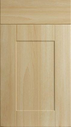Shaker Moldau Acacia Kitchen Doors | cabinet doors fronty ...
