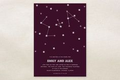 wedding invitations universe - Поиск в Google