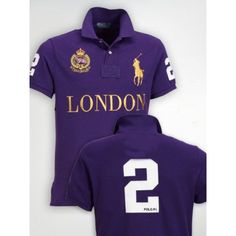 6edb7551fbfdc Welcome to our Ralph Lauren Outlet online store. Ralph Lauren Mens City  Polo T Shirts