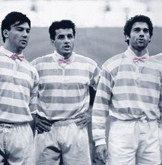 Show Biz Rugby - Racing Club de France - 1990