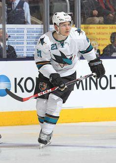 San Jose Sharks forward Ben Smith (March 19, 2015).