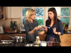 ▶ Gorgeously Green - How to Make Geranium Almond Face Cream - YouTube