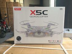 EU Direct | Syma X5 X5C X5C-1 Explorers New Version Without Camera Transmitter BNF