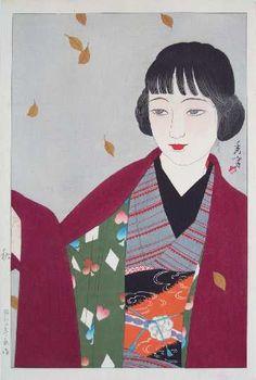 miki suizan | More Beauties by Kotondo, Shoun, Kiyoshi, Yamamura, Kiyokata, Hirano ...