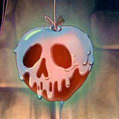 Snow White poisonous apple