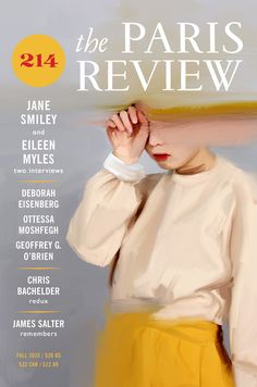 Issue 214 Archives – The Paris Review | The Paris Review