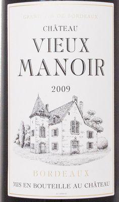 CH Vieux Manoir Bordeaux 2010