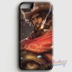 Overwatch Heroes Dva iPhone 6/6S Case   casefantasy