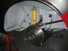 Stage 7 – Suspension Completed | Classic Alfa Romeo spare parts and accessories
