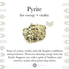Pyrite | Gemstones & Sacred Materials | Tiny Devotions | Mala Beads