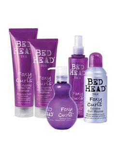 Love all these foxy curls Bed Head products! Definitely for the Foxy Coily Hair Type Spring your curls into action! Book Now Fb: Demoiselle DuVentre' Really Curly Hair, Curly Hair Tips, Curly Hair Care, Natural Hair Care, Natural Hair Styles, Curly Girl, Bed Head Foxy Curls, Curly Hair Treatment, Biracial Hair